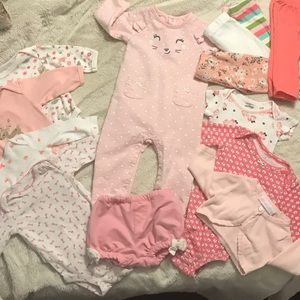 Rene Rofe Other - Lot of BABY GIRL clothing