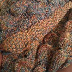 Blanket rainbow Mermaid blanket