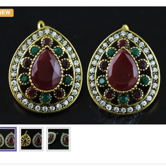 Unique Ruby & Emerald RP Turkish