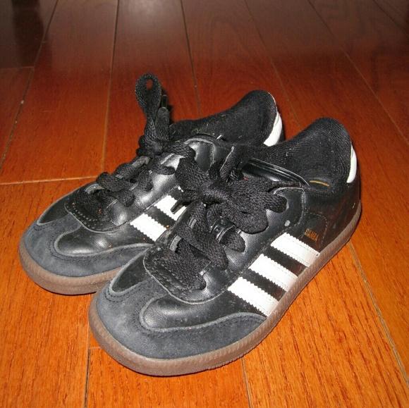 7f5b755fd adidas Other - Adidas Samba Casual Shoes Youth Boys 11