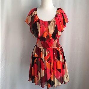 Double Zero Dresses & Skirts - Floral Junior Dress