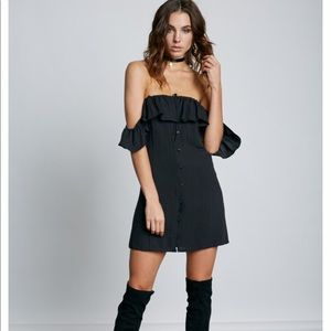 Summer Baecation Dress - Black