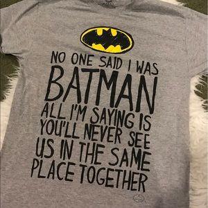 DC Other - Batman Graphic T-Shirt