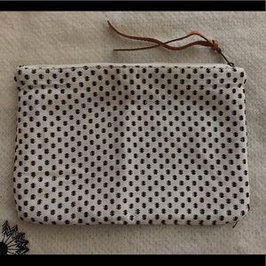 Handbags - Polka Dot Cosmetic Case