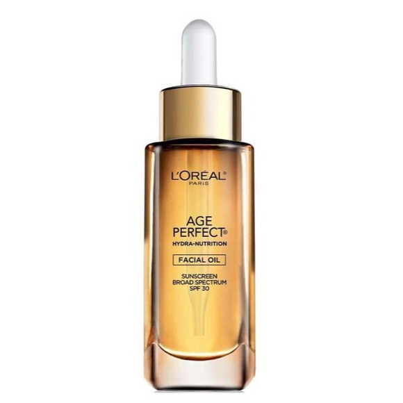 Michael Mccracken Offers Age Fighting Eye And Facial: L'ORÉAL Age Perfect Hydra-Nutrition