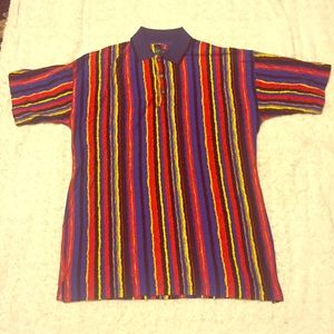Tundra Other - VTG Tundra Polo Shirt CoogiStyle Biggie/Notorious