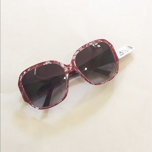 Dolce & Gabbana Accessories - NWT Auth Dolce & Gabbana lace sunglasses
