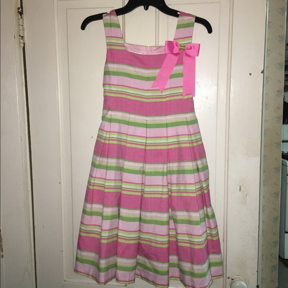 036d937e847 Bonnie Jean Dresses | Girls Sleeveless Summer Dress Size 12 | Poshmark