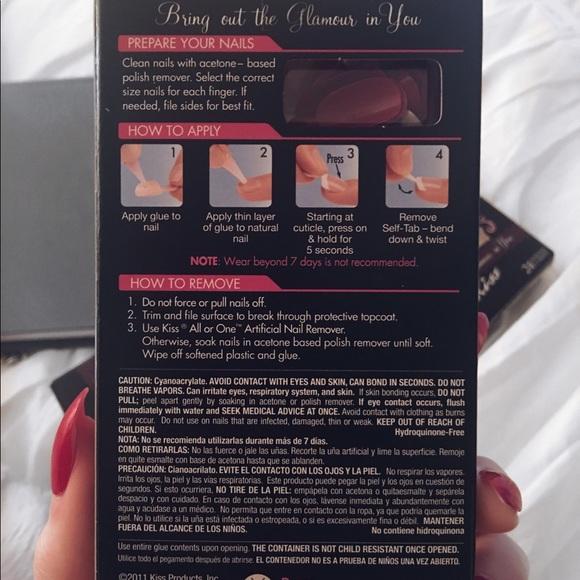 Dita Von Teese Makeup - Dita Von Teese Limited Edition Press On Nails