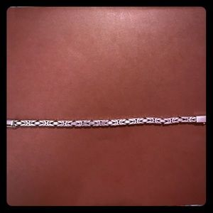 Other - Sterling men's bracelet