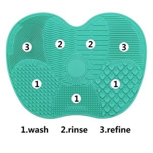 Makeup - Brand New Makeup Brush Silicone Cleaning Mat