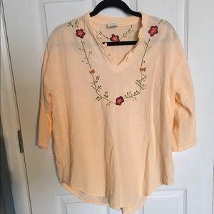 Tops - lightweight cotton top