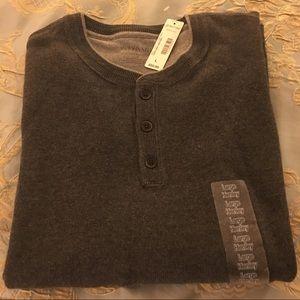 St. John's Bay Other - St. John's Bay men's Henley shirt