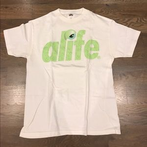 Alife Other - ALIFE Glow In The Dark Tee Size XL