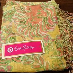Lilly pulitzer for Target scarf