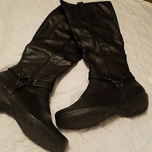 A2 By Aerosoles Shoes - Tall black boots