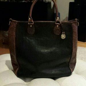 Brahmin Handbags - Brahmin vintage leather tote