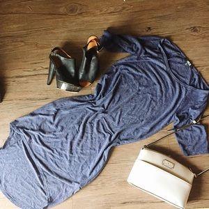 ASOS Dresses & Skirts - ASOS // Semi sheer tunic dress // size sml s 2 4