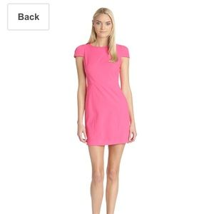 4 Collective Dresses & Skirts - NWT 4 Collective Pink Cap-sleeve work dress Sz 8