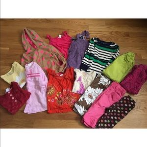 Lot of baby Gap h&m crewcuts size 2 2T Toddler