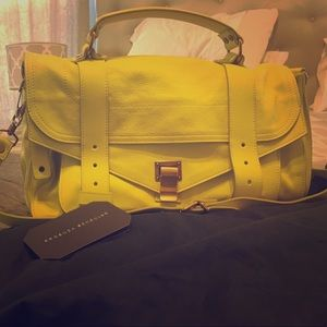 Proenza Schouler Handbags - Perfect condition citrus 🍊 Proenza Schouler