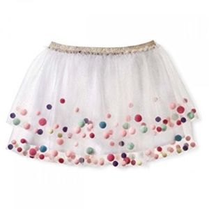 cat and jack Other - Cat and Jack girls skirt, size small, 6/6x