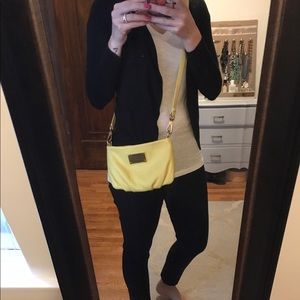 Yellow Marc by Marc Jacobs Percy Crossbody Bag