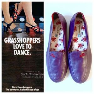 🌟sold🌟 Grasshoppers by Keds! Leather Shoes, 6M