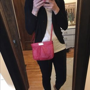 Bright Pink Marc by Marc Jacobs Crossbody Bag