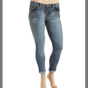 Pure Energy Denim - Distressed Jeans