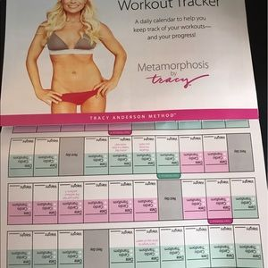 tracy anderson omnicentric schedule