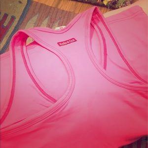 Hard Tail Tops - Bright pink Hard Tail tank 💖