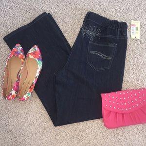 Reba Denim - Reba Woman Boot Cut Jeans