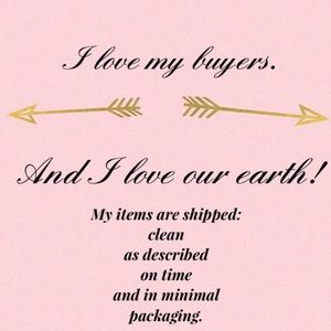 Accessories - Help preserve our planet!