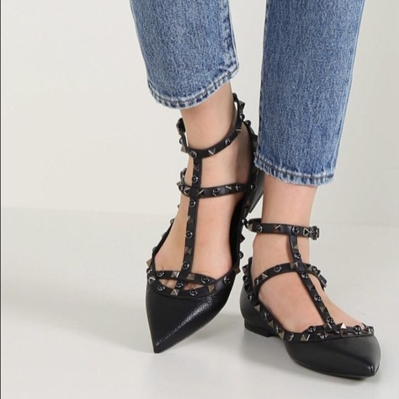 discount 100% guaranteed from china free shipping low price Valentino Rockstud Noir Cage Sandals cheap shop pick a best sale online cheap sale shopping online 0HzQB2M