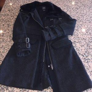 best cheap good designer fashion Armani exchange winter jacket