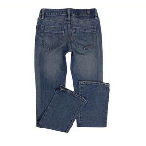 Sergio Valente Denim - {Sergio Valente} Slim Bootcut Stretch Jeans