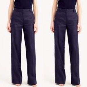 J. Crew Pants - J. Crew Linen City Fit Pants