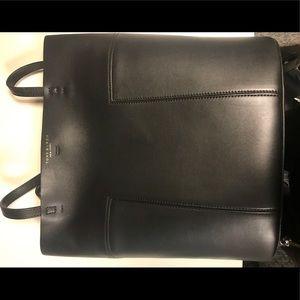 e476d708bb7b Tory Burch Bags - Tory burch block t medium tote bag new black