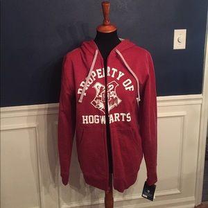 Harry Potter Other - NWT Harry Potter Hooded Jacket - Size Medium