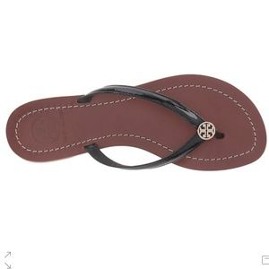 "Tory Burch Shoes - Tory Burch ""terra"" thong sandals"