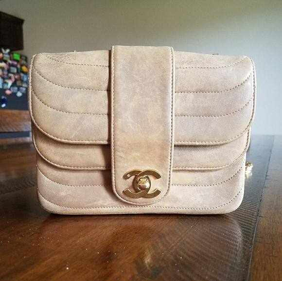 a7d9acf2b8 CHANEL Handbags - Chanel Double Flap Mini Square
