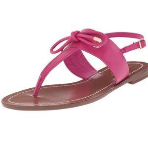 Kate Spade Carolina Sandels size 8 pink Sandals