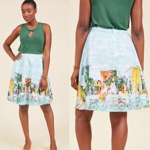 retrolicious Dresses & Skirts - A biking adventure skirt