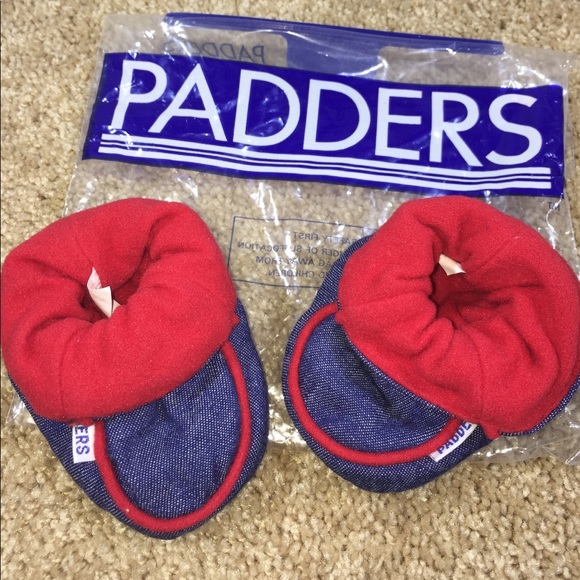 84 Off Padders Other New Baby Bootie Shoes Very Soft