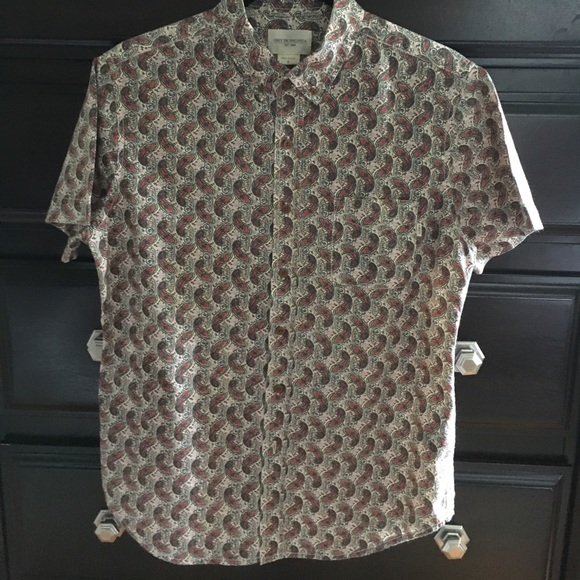 Obey Other - Men's Obey shirt sleeve button down shirt