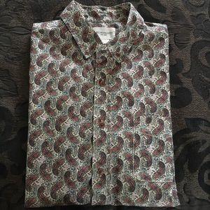 Obey Shirts - Men's Obey shirt sleeve button down shirt