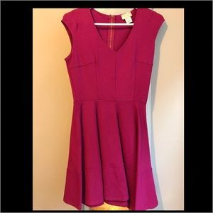 Lord & Taylor Dresses & Skirts - Pink form fitted dress from Lord n Taylors