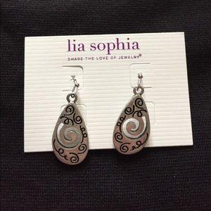 """Lia Sophia Jewelry - Lia Sophia """"Daydreamer"""" Earrings"""