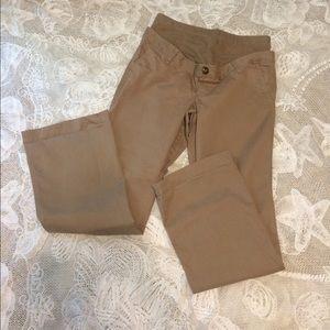 Old Navy Pants - Old Navy Maternity Pants Size 4